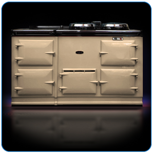 Aga 4 OVEN - CONVERSION TO GAS OR OIL