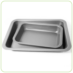ROASTING PAN SET - ANODISED