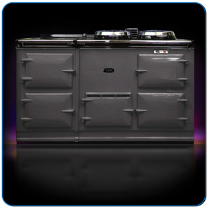 Aga 4 OVEN DELUXE CONTROL ELECTRIC