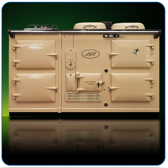 Aga 4 OVEN STANDARD OIL/GAS - CONVENTIONAL FLU