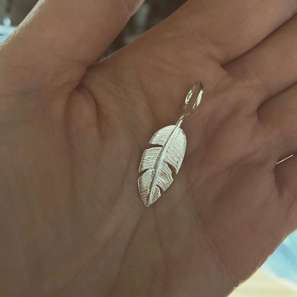The Feather Necklace