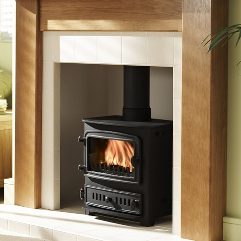 Arada Stoves - Free Standing, Chelsea Solo 4.9 kW
