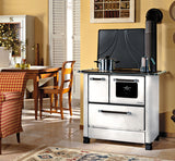 La Nordica Romantica 3,5 - No, Free Standing, Wood Only, 6.6 Kw