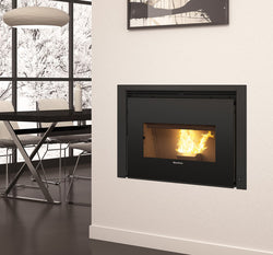 Extraflame Comfort P85 - Non-Boiler Stove, Inset, 13.1 Kw