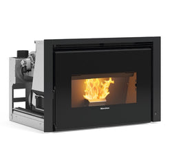 Extraflame Comfort P85 Plus - Non-Boiler Stove, Inset, 13.2 Kw
