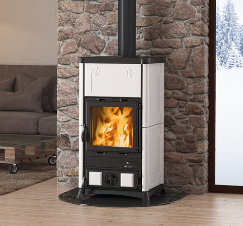 LA NORDICA FEDORA 9.6.KW - WOOD BURNING ONLY, 9.6KW