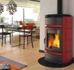 Norma S Evo Idro DSA - WOOD BURNING ONLY, 20.5KW