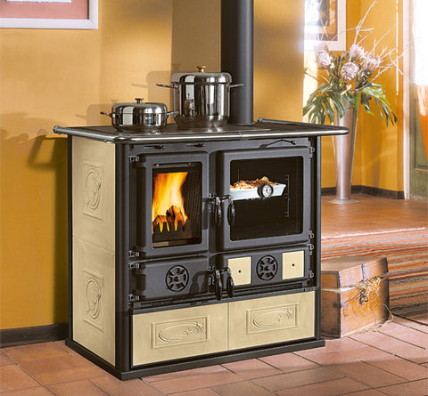 La Nordica Rosa 4.0 Liberty - No, Free Standing, Wood Only, 9.7 Kw