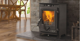 Henley Thames- Non-Boiler Stove, Free Standing, Slimline, Solid Fuel, 4.5 kW