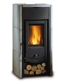 La Nordica Asia 6kw - No, Free Standing, Wood Only, 6 Kw