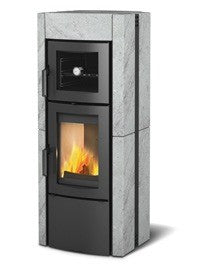 La Nordica Ester Forno 8kw - Free Standing, Wood Only, 8 Kw
