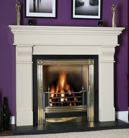 "Heat Design Donegal 54 & 60 - 60"", Marfil Stone"