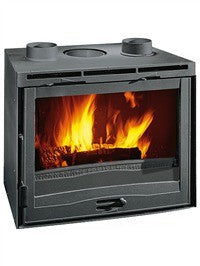 La Nordica Inserto 70 9kw - No, Insert, Wood Only, 9 Kw