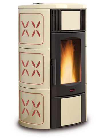 Extraflame Iside Idro - Boiler Stove, Free Standing, 17-20 Kw