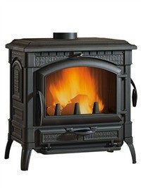 La Nordica Isotta Evo 12kw - No, Free Standing, Wood Only, 11-13 Kw