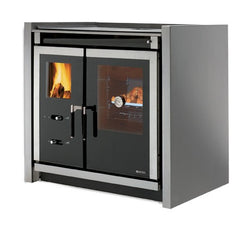 La Nordica Italy Built-In - No, Insert, Wood Only, 7 Kw