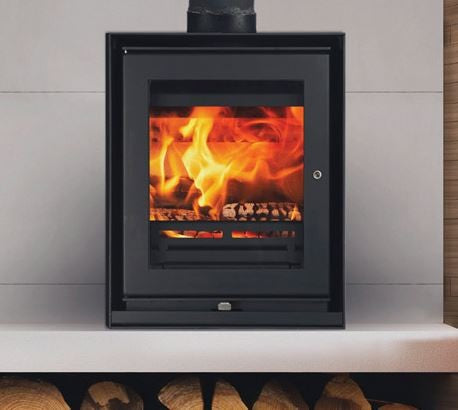 Jetmaster 18Q - Non-Boiler Stove, Free Standing, Solid Fuel, 5 Kw, Matt, No External Air