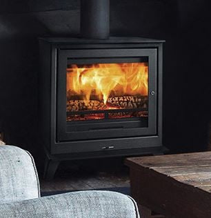 Jetmaster 60 F - Non-Boiler Stove, Free Standing, Solid Fuel, 7 Kw, Matt, External Air