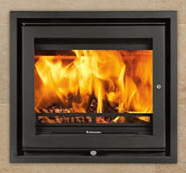 Jetmaster 60i - Non-Boiler Stove, Inset, Solid Fuel, 7 Kw, Matt, 4 Sided, No External Air
