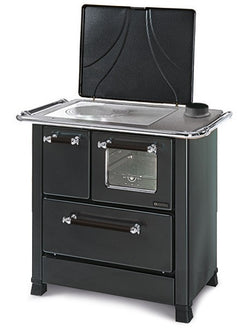 La Nordica Romantica 4,5 - No, Free Standing, Wood Only, 8 Kw