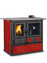 La Nordica Rosa Liberty - No, Free Standing, Wood Only, 7 Kw