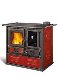 La Nordica Rosa Reverse - No, Free Standing, Wood Only, 8 Kw