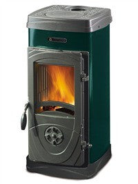 La Nordica Super Junior 5kw - No, Free Standing, Wood Only, 5 Kw