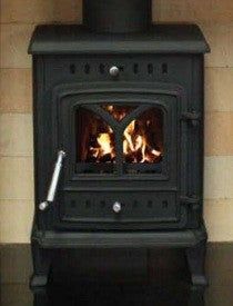Henley Suir Stove Glass