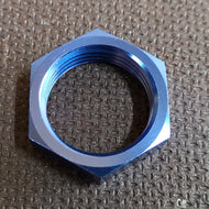 AN 12 Alloy Bulkhead Lock Nut