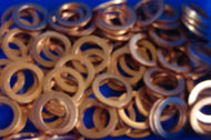 "7/16"" Copper Washer"