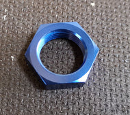 AN 8 Alloy Bulkhead Lock Nut