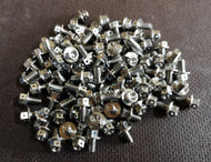 M6 x 10 Hex Head Titanium Flange Head Bolt