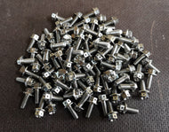 M6 x 15 Hex Head Titanium Flange Head Bolt