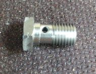 M10 x 1.25 Stainless Steel Banjo Bolt