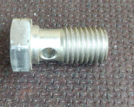 M12 x 1.5 Stainless Steel Banjo Bolt