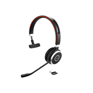 Jabra Evolve 65 UC Mono (incl. charging stand & Link 360)