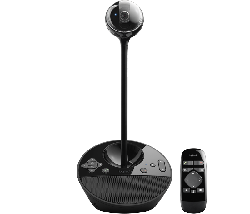 Logitech BCC950 webcam en speakerphone | Teamtel