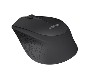 Logitech Wireless Mouse M280 (zwart) | Teamtel