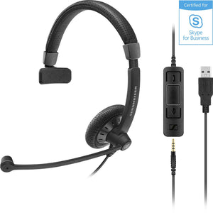 Sennheiser SC 45 USB MS headset - Teamtel