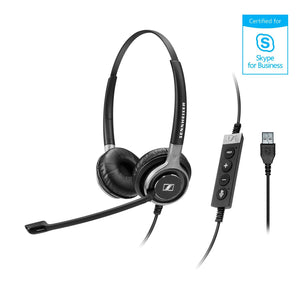 Sennheiser SC 660 USB ML headset - Teamtel
