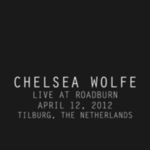 Chelsea Wolfe Live At Roadburn 2012 CD LP Light blue Mint green Violet pre-order