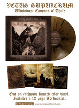 Vetus Supulcrum Windswept - Canyons Of Thule LP