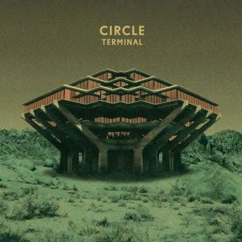 Circle Terminal LP vinyl black clear - Roadburn / Burning World Mailorder