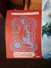 The Heads Poster Roadburn Festival Silk screen Live At Last 2015 - Roadburn / Burning World Mailorder
