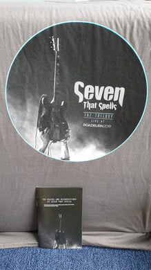 Seven That Spells The Trilogy Live At Roadburn 2019 T-shirt - Roadburn / Burning World Mailorder