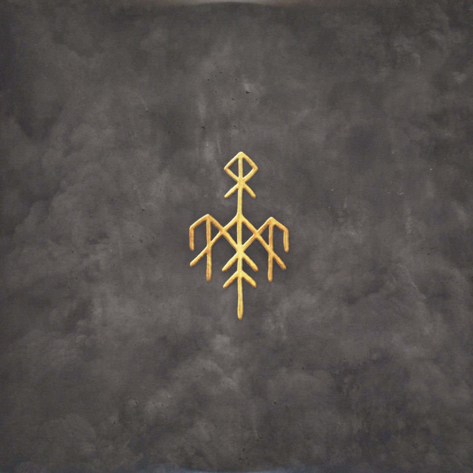Wardruna Runaljod Ragnarok 2LP vinyl red - Roadburn / Burning World Mailorder