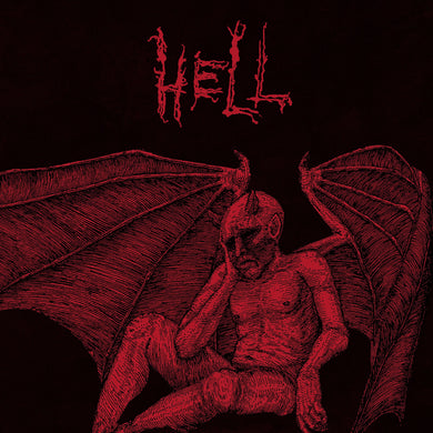 Hell Live At Roadburn 2018 LP/CD vinyl pre-order - Roadburn / Burning World Mailorder