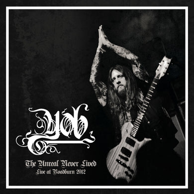 Yob The Unreal Never Lived Live At Roadburn 2012 2LP vinyl orange black - Roadburn / Burning World Mailorder