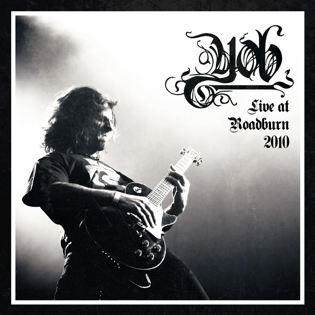 Yob Live At Roadburn 2010 2LP vinyl blue black - Roadburn / Burning World Mailorder