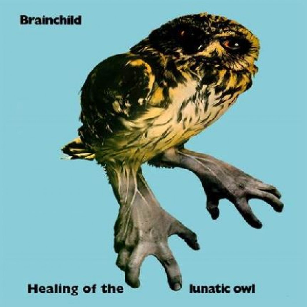 Brainchild Healing Of The Lunatic Owl LP vinyl Magic Box pressing